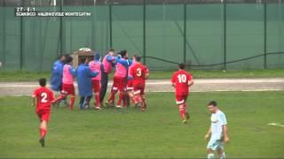 Scandicci-Vald.Montecatini 3-1 Serie D Girone E