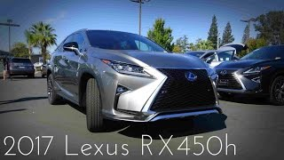 Lexus Rx 450h F Sport 2016 Videos