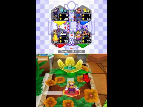 [TAS] Nintendo DS - Mario Party DS