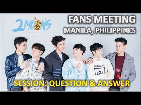 Fans Meet 2Moons at Manila Philippines (Question & Answer)