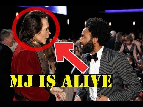 OMG! Michael Jackson SEEN ALIVE 2018 at Emmy Awards PART 3