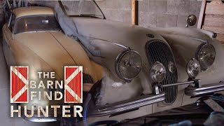 Two Jaguar XKs a quarter-mile from one another | Barn Find Hunter - Ep. 66