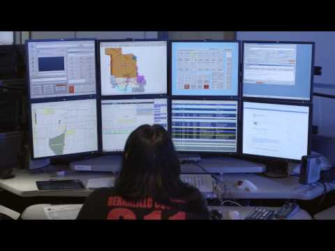 Bernalillo County Dispatch Services: Responding to the Call