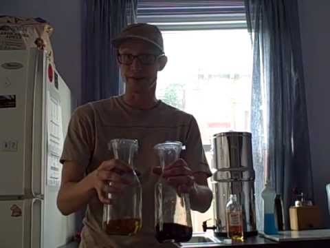 how to make a fruit fly trap youtube