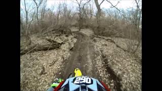 GoPro Hero 3 Black Edition Dirt Bike Video @ Oakland in Topeka, Kansas
