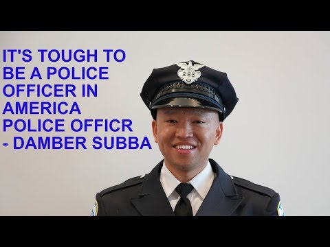 I will work as a cultural broker first - Police officer DAMBER SUBBA