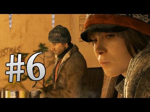 Beyond: Two Souls | Ep.6 | Бездомные. Трудности Выживания.