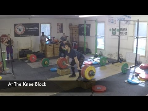 Incorporating Blocks Into Your Weightlifting Training Regime