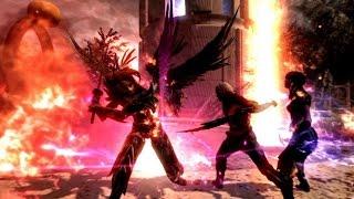 skyrim battles daedric tournament 3 15 sheogorath vs mephala legendary settings