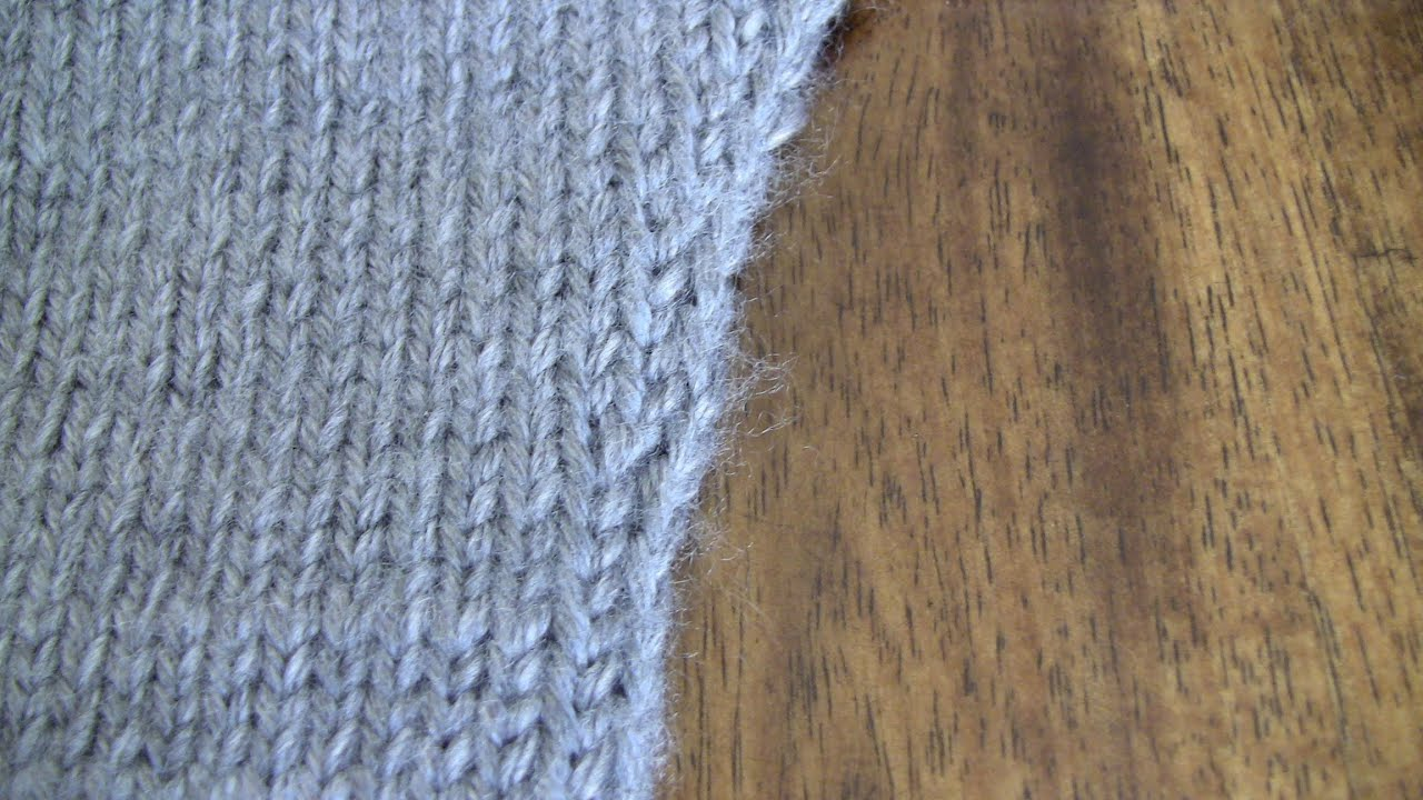 Increase Stitches For Knitting : Increasing Stitches - Free Knitting Tutorials - Watch Knitting - YouTube