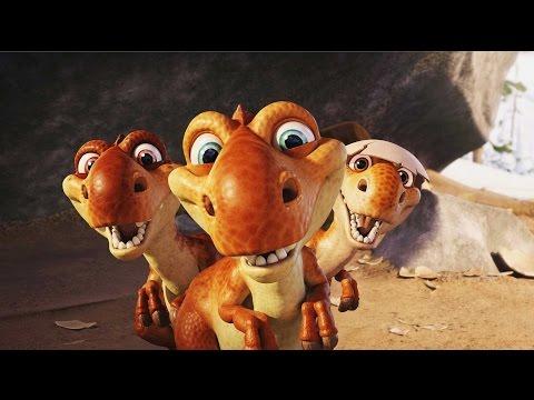 Мультфильм динозаврик динк смотреть