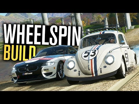 WHEELSPIN Builds in Forza Horizon 4! thumbnail