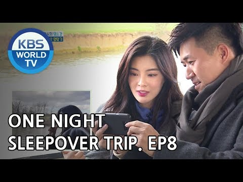 One Night Sleepover Trip I 하룻밤만 재워줘–Ep.8 Actress Sunbin's journey in the UK![ENG/2018.05.01]