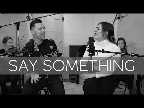 Justin Timberlake - Say Something (string quartet cover)   By Chris Mann X Shoshana Bean