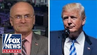Andy Puzder discusses the rallying economy under Trump