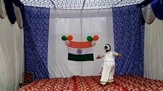 Dance on Bharat ko ek salam/Bharat anokha Raag hai