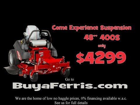 Ferris 400S 48