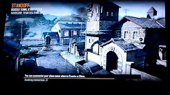 Gaming on Hughesnet- Black Ops 2 recorded March 27th 2013