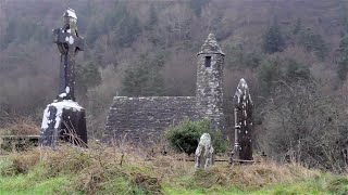 WATCH: A rainy day brings its own beauty to Glendalough, Co Wicklow