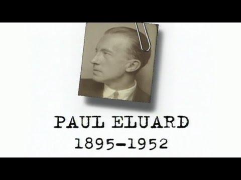 Paul ÉLUARD – Un siècle d'écrivains : 1895-1952 (DOCUMENTAIRE, 1995)