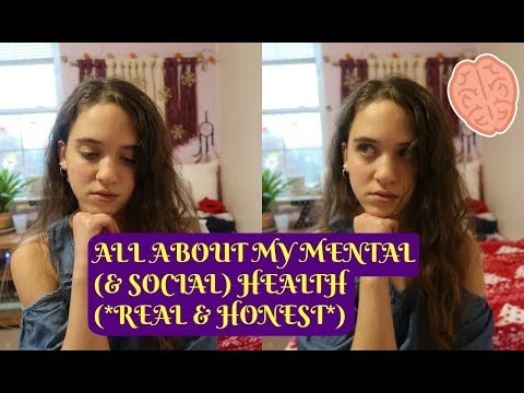 you asked for it...A Window Into my Soul | What Anxiety & Depression Feels Like  | Zoe Rebekah