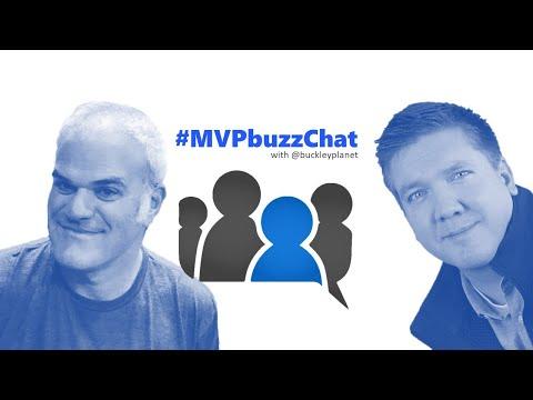#MVPbuzzChat with Ragnar Heil