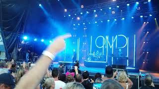 OMD - ENOLA GAY (Live at Let's Rock Exeter - Sat 30th June 2018)