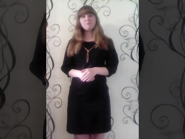 Изображение предпросмотра прочтения – НатальяХарькина читает произведение «Жди меня и я вернусь...» К.М.Симонова