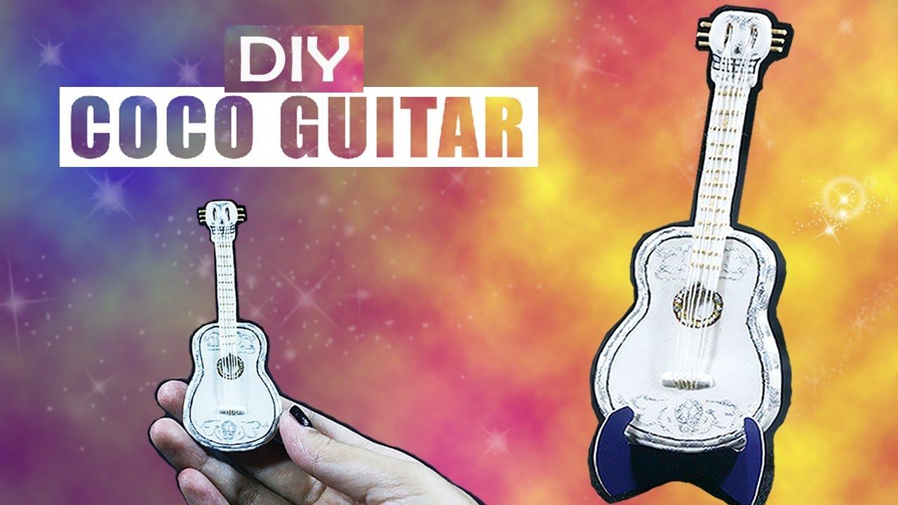 Diy Guitar Craft