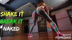 Lexy Panterra, Shake it, Break it, Naked, (Worlds Greatest Bubble Booty) 2018 NES WATCH