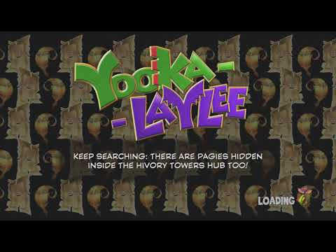The Game Glitched! - Yooka Laylee(14)  