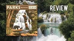 PARKS (Feuerland Spiele / Keymaster Games) / Review / Regelerklärung + Fazit