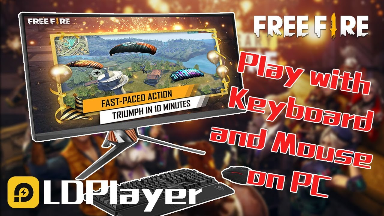 Play Garena Free Fire on PC Guide&Tactics (Updated 2019