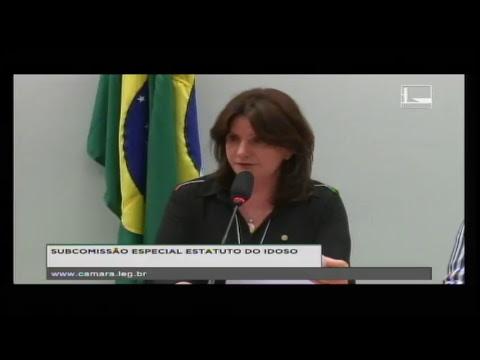 DEFESA DOS DIREITOS DA PESSOA IDOSA - Reunião Deliberativa - 16/05/2018 - 12:15