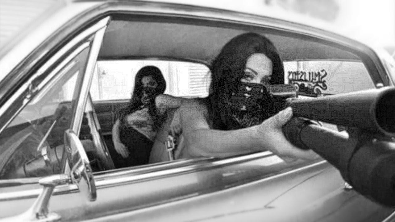 Gangster Wallpaper Girl 8 Ruthless Female Gangsters Youtube