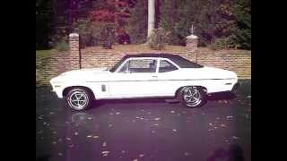 1971 Chevy Nova for sale from Old Town Automobile in Maryland
