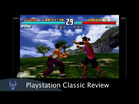 Playstation Classic Review - Livion Games