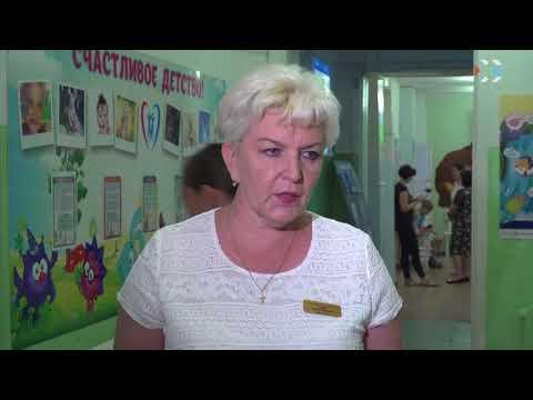 Детская поликлиника № 2 на Ленина на стадии изменений