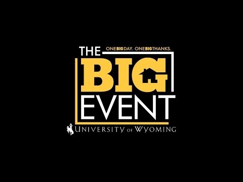 The BIG Event 2017: One BIG Thanks