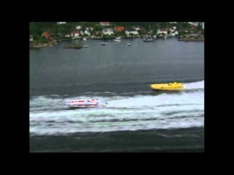 Class-1 2006 Highlights Programme, offshore powerboat racing Norwegian grand prix