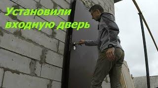 видео Как самому переустановить некачественно установленную дверь