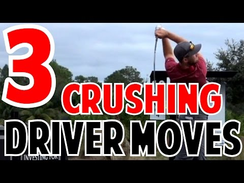 Patrick Rodgers Swing Analysis | 3 Moves to Crush Drives