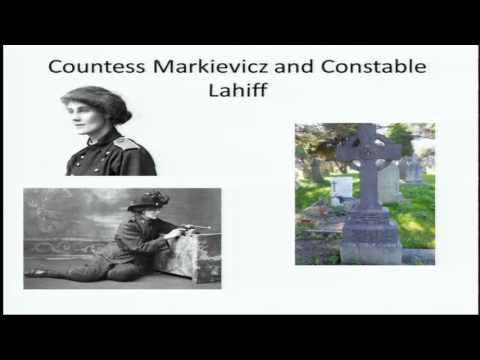 'Surgeons and Insurgents – RCSI and the Easter Rising' - Dr Mary McAuliffe