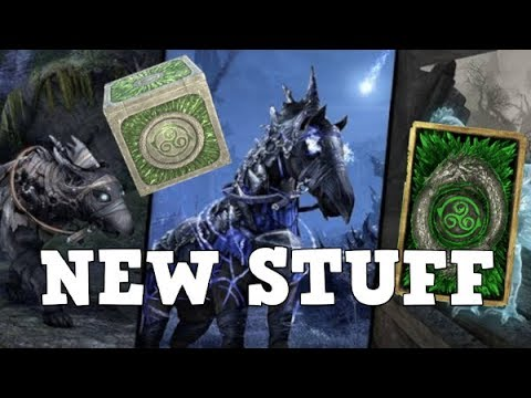 ESO New Items / New Moon Crates