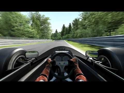Project Cars - F1 Lotus Renault Turbo @ Nurburgring BUILD 417