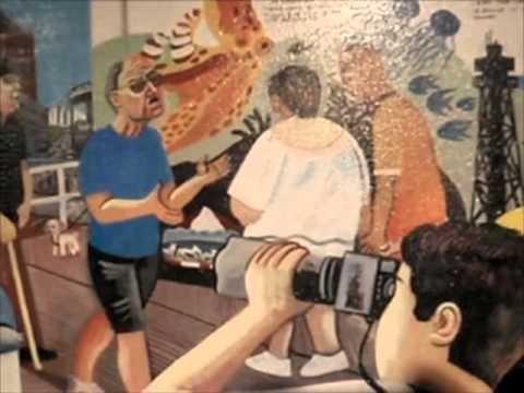 ED GRAY ART TV  presents  CONEY ISLAND BOARDWALK  ~ episode 1 ~
