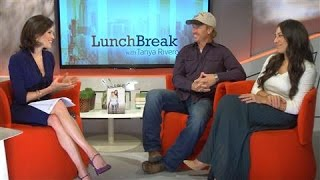 'Fixer Upper' Hosts Chip and Joanna Gaines on Marital Bliss
