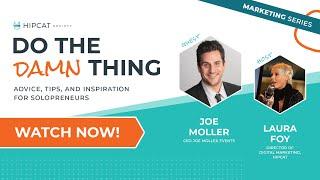 Do the Damn Thing with Joe Moller