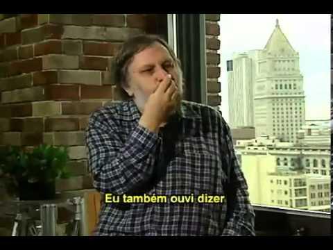 Filósofo Slavoj Zizek explica por que não gosta de carnaval e fala sobre Lula e Hitchcock