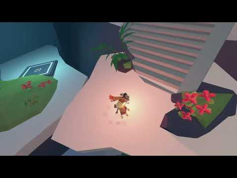AER Memories of Old - The Next Area , I Need To Activate The Door By Lighting It Up 5 Times  